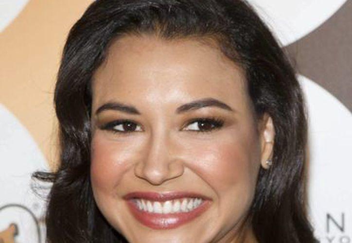 La actriz de origen puertorriqueño interpreta a 'Santana López' en el popular drama músical. (EFE)