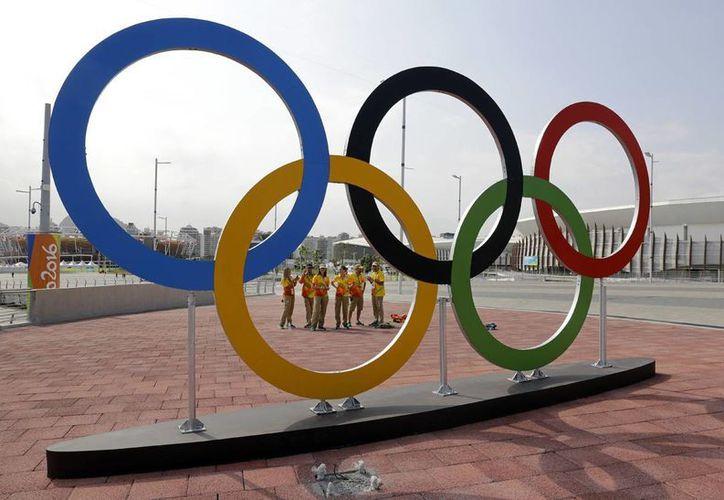 China emitió una advertencia de seguridad para sus ciudadanos que visiten Río de Janeiro para los Juegos Olímpicos. (AP)