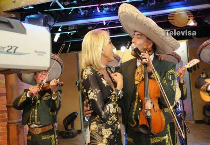 El programa 'Laura' conducido por la peruana Laura Bozzo saldrá del aire el próximo 31 de diciembre, anunció Televisa. (televisa.com)