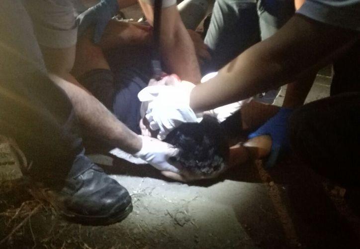 Los vecinos de la colonia Yucatán, sobre la calle Soconusco entre Coahuila y Yucatán afirmaron haber escucharon al menos seis detonaciones. (Redacción/SIPSE)