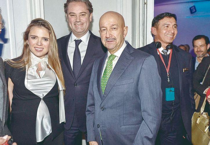 Carlos Salinas de Gortari, expresidente de México. (Foto: Especial)