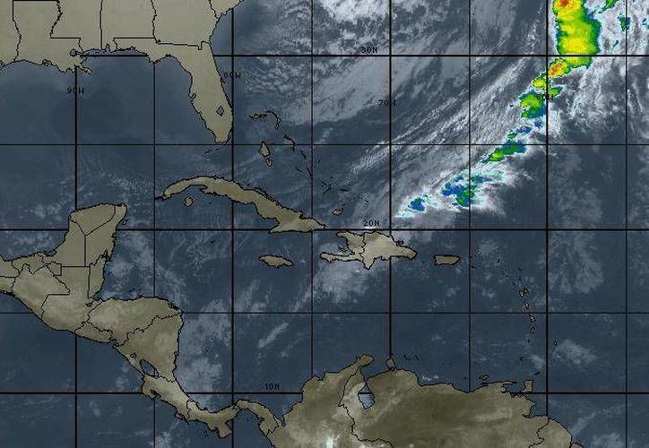 La probabilidad de lluvias en Chetumal y Cancún son del cero por ciento. (Cortesía/SIPSE)