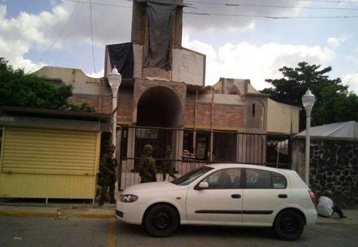 Los sacerdotes asesinados pertenecían a la parroquia de Nuestra Señora de Fátima, en Poza Rica, Veracruz. (diariodexalapa.com.mx)