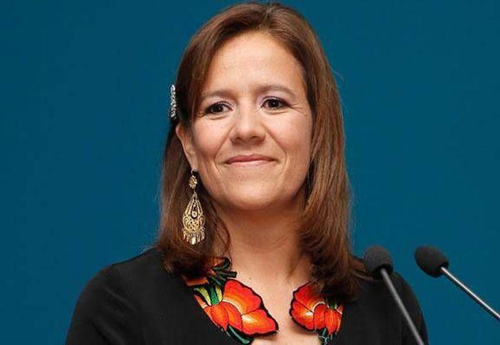 La ex primera dama anunció que competirá por la presidencia nacional de Acción Nacional. (lucesdelsiglo.com)