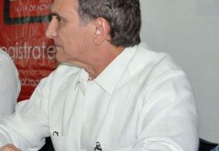 Sin los medios de comunicación la sociedad no estaría informada de las acciones que cada sector económico de la entidad realiza: Manzanilla. (SIPSE)