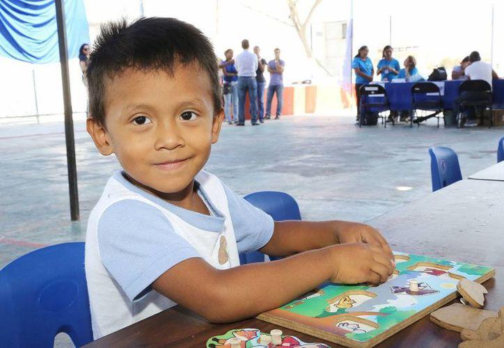 El programa 'Mayapán para todos' lleva también actividades recreativas. (Cortesía)