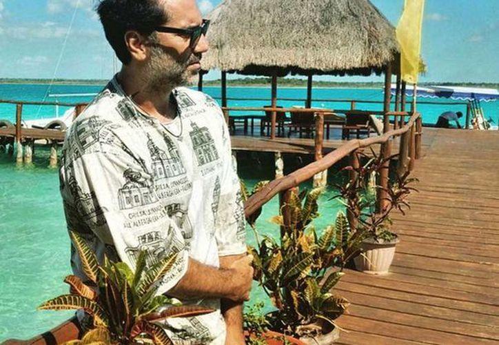El cantante disfrutó de unos días de relajación en la naturaleza en destinos de Quintana Roo. (alexoficial/Instagram)