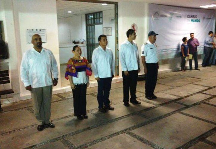 Francisco Cabrera Herrera, Mayor de Caballería retirado, fue designado como titular de Seguridad Pública en Cozumel. (Irving Canul/SIPSE)
