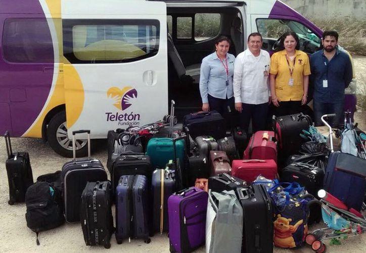 El CRIT Yucatán comercializa los objetos para obtener recursos. (Foto: Milenio Novedades)
