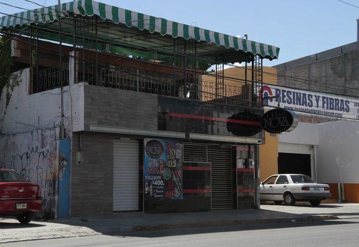 Los centros nocturnos incrementan la oportunidad de que se comentan delitos como la prostitución, trata de personas y explotación infantil. (Tomás Álvarez/SIPSE)