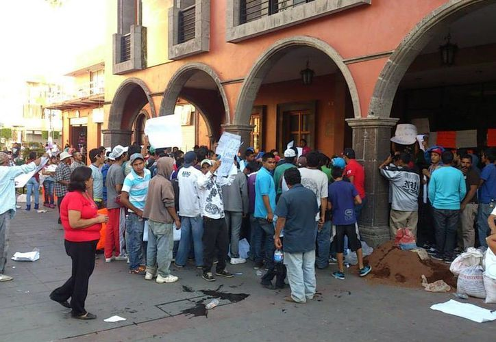 Pese a los arrestos, en Michoacán la calma parece no llegar. (Facebook/Valor Por Michoacán)