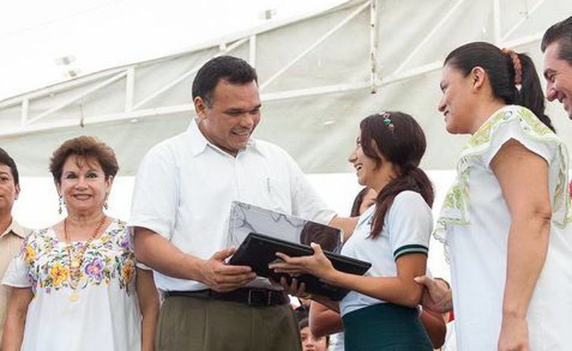 El acto fue en Colonia Yucatán. (SIPSE)