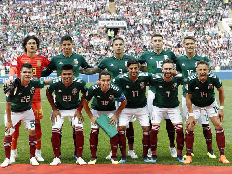 México arranca su participación en el Mundial ante el campeón Alemania (Foto: AP)