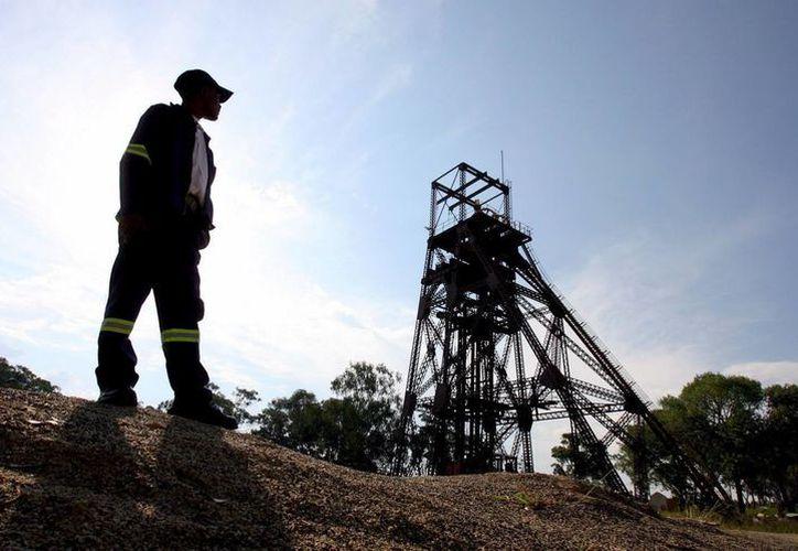 La explotación ilegal de minas de oro en Sudáfrica es algo habitual en el país. (EFE)