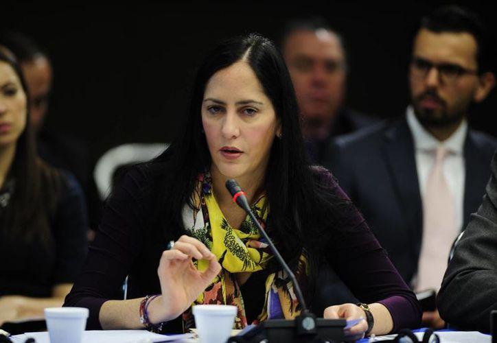 Limón asegura que el Estado mexicano acata todas las recomendaciones de Derechos Humanos. (Notimex)