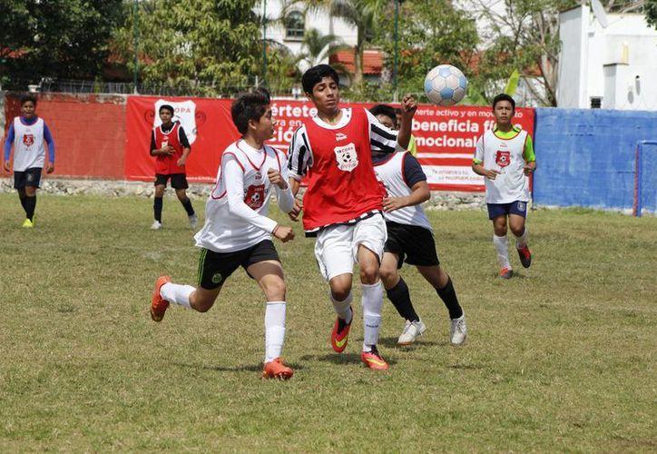 Esta fue la segunda jornada del torneo. (Ángel Mazariego/SIPSE)