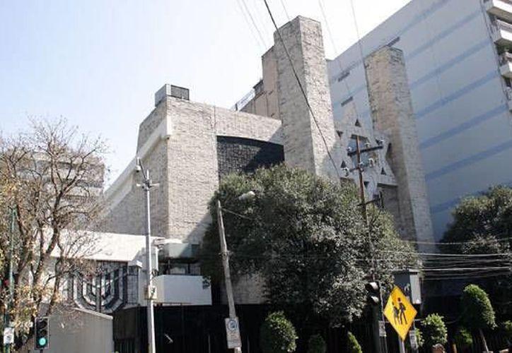 Conapred señala que en México no se han presentado consecuencias devastadoras del antisemitismo. En la imagen, una sinagoga en la zona de Polanco, de la Ciudad de México. (timeout.com)