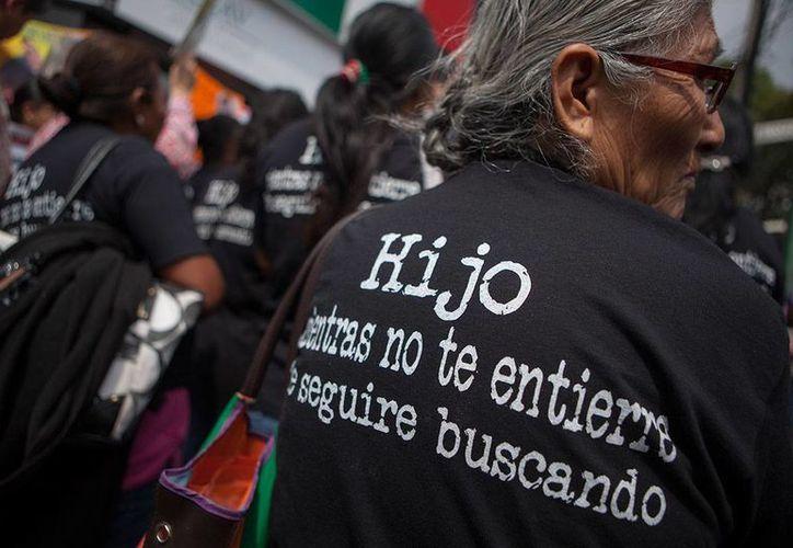 El objetivo del gobierno de México es poder identificar a compatriotas que pudieron morir en EU. (Octavio Gómez/proceso.com.mx)