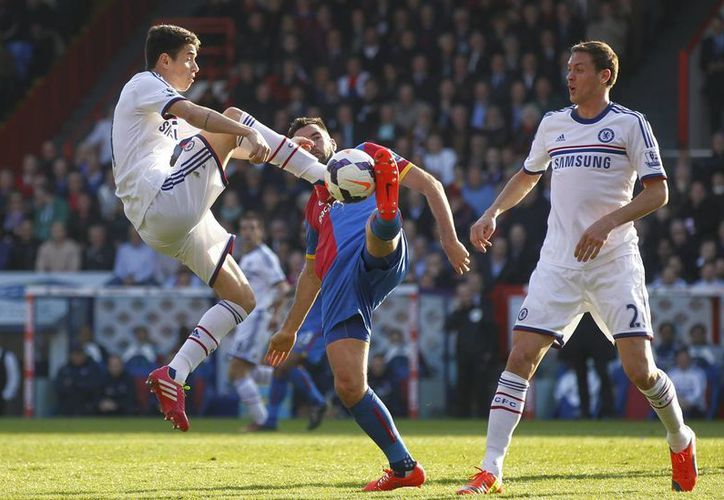 El Chelsea que no sumó, se quedó con 69 unidades, sólo una más que el Liverpool. (Foto: Agencias)
