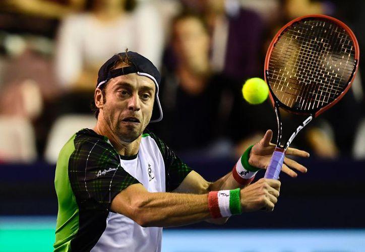 Paolo, es el único italiano que está participando en el torneo pues, sus homólogos, fueron descalificados. (Foto: Contexto/Internet).