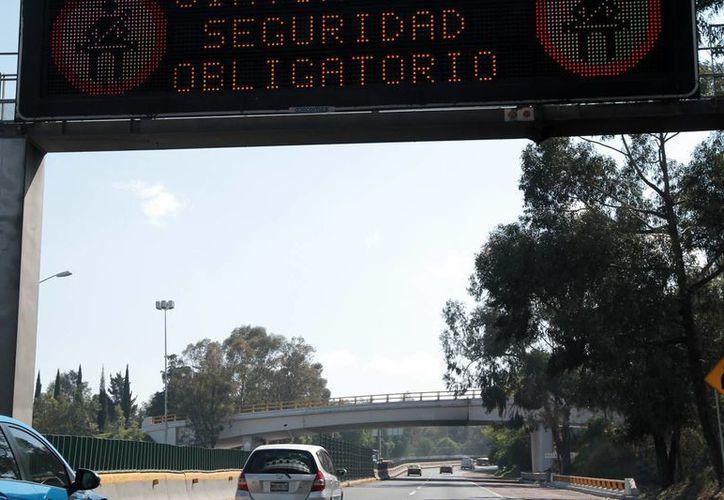 La carretera que unirá México, Guatemala y El Salvador es considerada 'un gran reto' de ingeniería. (Notimex)