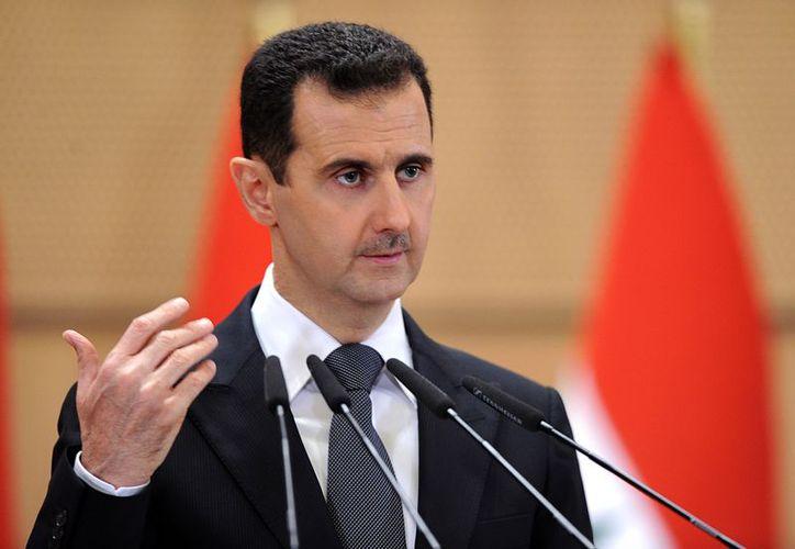 Assad aún cuenta con el apoyo de Rusia. (Archivo/Agencias)