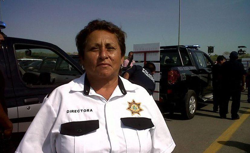Irma Camelo Escalante dijo que el control del alcoholismo y la drogadicción es un gran reto. (SIPSE)
