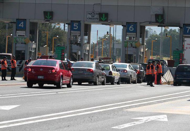 Mayor tecnología será en beneficio de los usuarios de la red de carreteras de México, indicó Capufe. (Notimex)