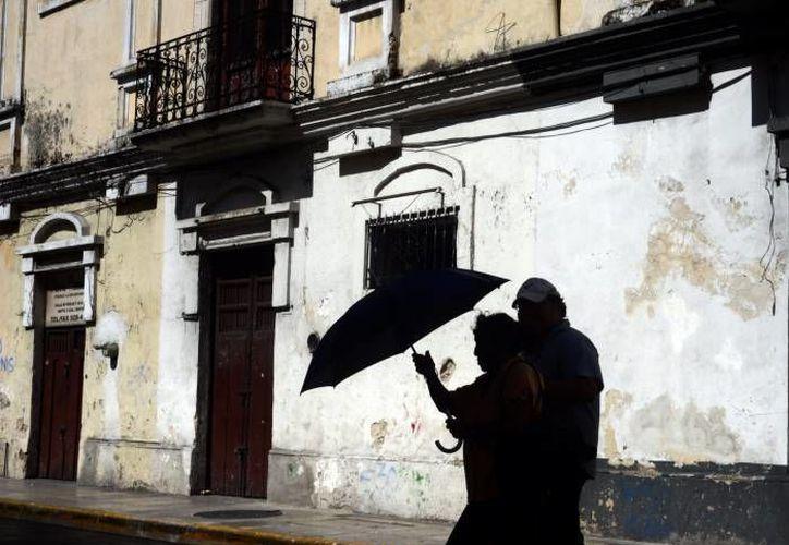 Ayer, la temperatura máxima registrada en la capital yucateca fue de 40.4 grados centígrados. (SIPSE)