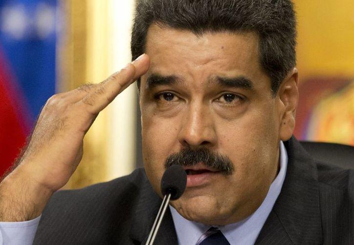 Nicolas Maduro encabeza una de las crisis más fuertes en Latinoamérica en los últimos años. El presidente de Venezuela ha comenzado a recibir críticas muy fuertes por parte de los principales personajes de la política mundial. (AP)