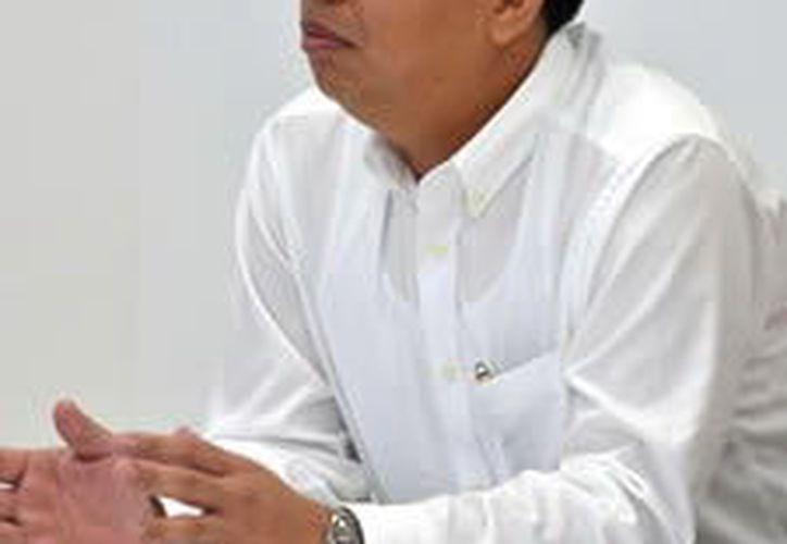 Armando Pacheco May, vicefiscal de Investigación y Control de Procesos. (Foto: Milenio Novedades)