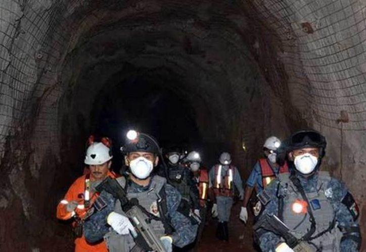 Es la primera ocasión en que empleados de la minera Media Luna, de Cocula, son víctimas de plagio. (impacto.mx)