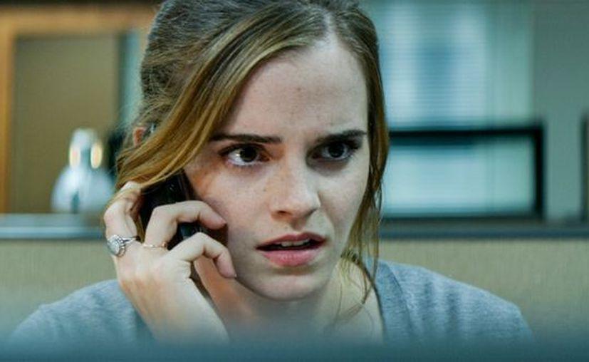 La trama de la película se basa en el libro homónimo de Dave Eggers, y participa Emma Watson. (Contexto/Internet)