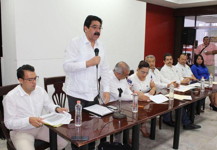 En una reunión se informó que la federación les hará saber los resultados que tienen de las dos primeras etapas. (Joel Zamora/SIPSE)