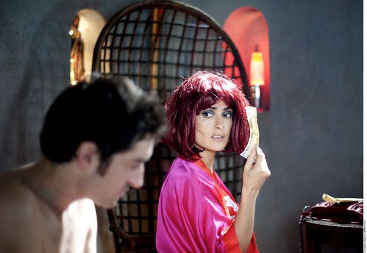 La mexicana calificó a su personaje como una mujer entrañable. (Agencia Reforma)