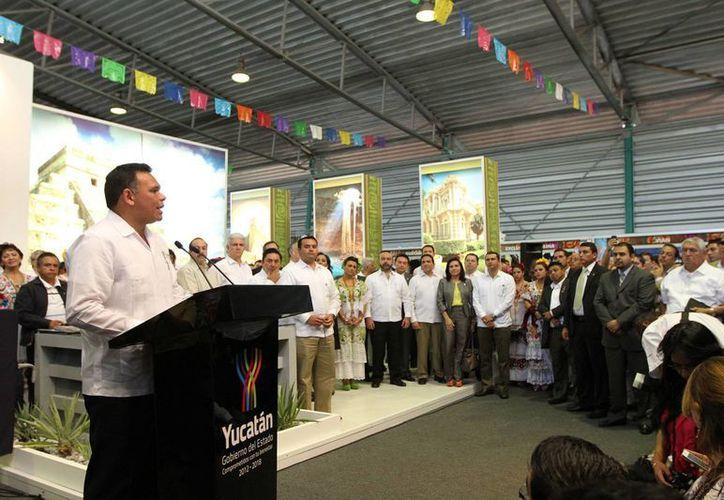 Con el evento la Semana de Yucatán en México, el sector turístico espera obtener buenos resultados que se reflejarán en las vacaciones de verano. (SIPSE)