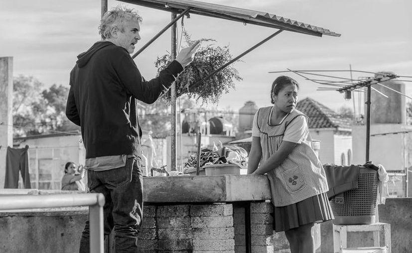 """""""En Cinépolis nada nos gustaría más que poder exhibir la película 'Roma' de Alfonso Cuarón"""", afirmó la cadena mexicana. (Netflix)"""