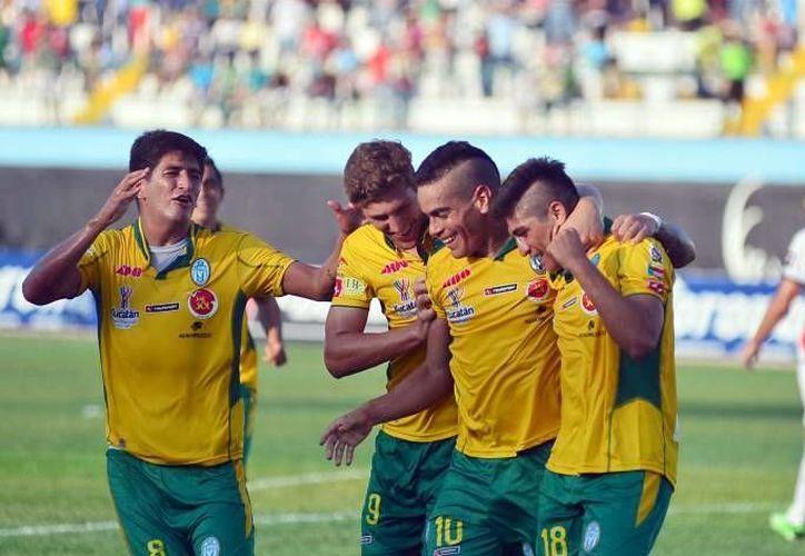 El conjunto yucateco atraviesa por un buen momento futbolístico.(Milenio Novedades)