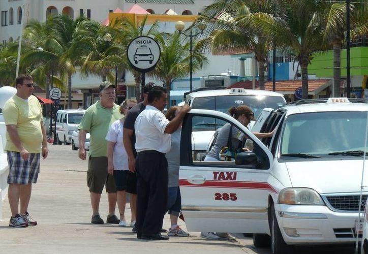 Ampliar el parque vehicular podría ser excesivo considerando la cantidad actual de unidades. (Irving Canul/SIPSE)
