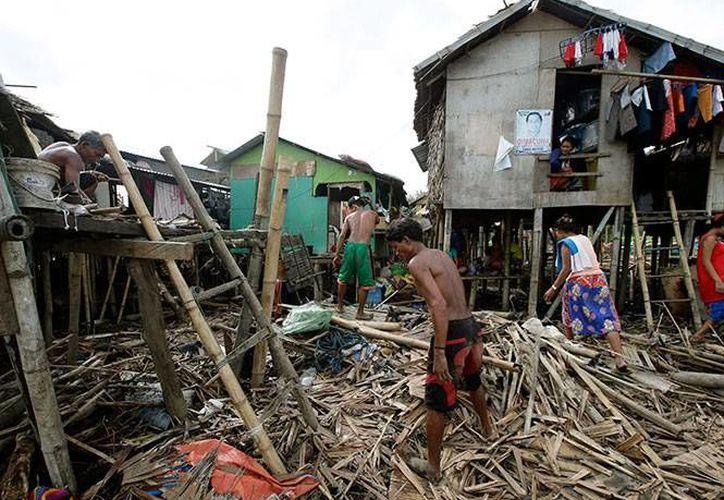 El tifón dañó caminos y puertos y cortó el suministro de agua y energía en varias ciudades de China. (Agencias/Archivo)