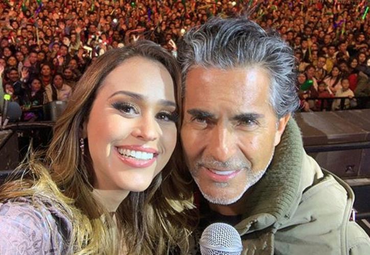 Instagram: Yanet García.