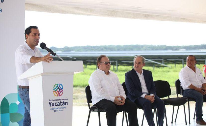 El Gobernador de Yucatán, Mauricio Vila Dosal. (Novedades Yucatán)
