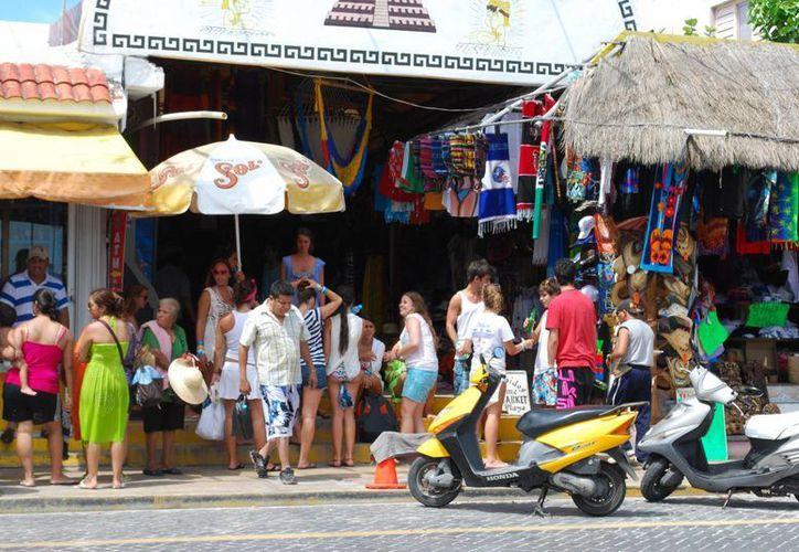 Incrementa la estadía de los turistas en la ínsula. (Tomás Álvarez/SIPSE)