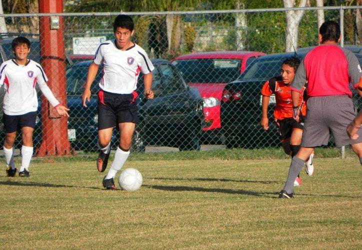 Mañana concluirán las actividades del  Liga Mexicana de Talentos  U15 en Tamanché. (Archivo)
