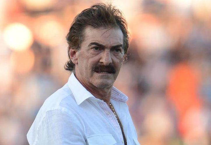 Ricardo Lavolpe es uno de los más sonados, sin embargo, su pasado como entrenador Águila no es el más exitoso. (Imágenes/ Mexsport)
