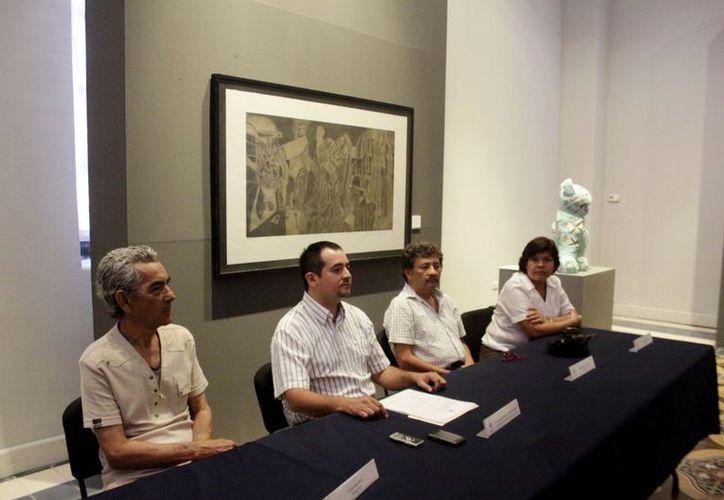 'Reflejos de Mérida' estará abierta al público hasta enero de 2013. (Christian Ayala/SIPSE)