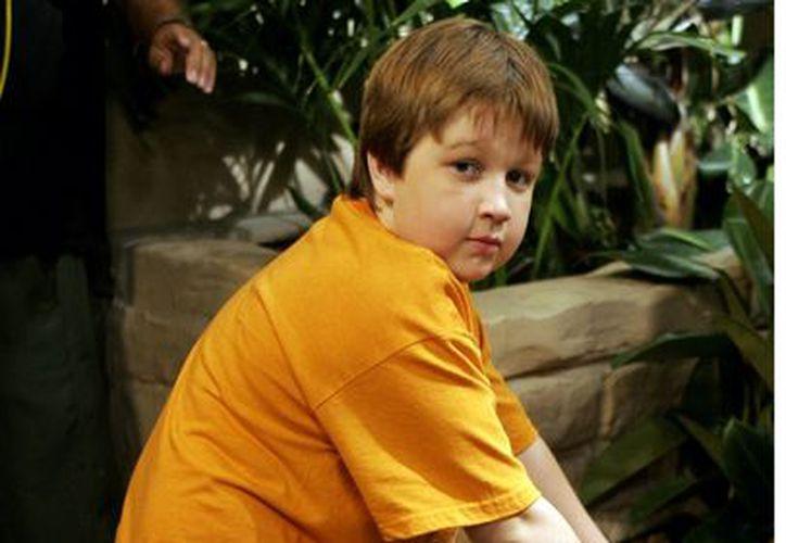 Angus ha actuado en Two and a Half Men desde 2003. (Agencia Reforma)