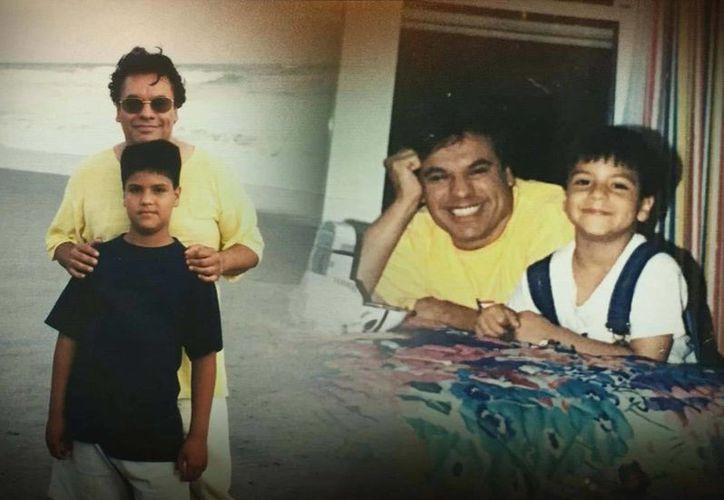 El pasado mes de septiembre, Univisión dio a conocer en una entrevista la existencia de Luis Alberto Aguilera, hijo 'secreto' de Juan Gabriel que reside en Nevada, Estados Unidos. (Excélsior)