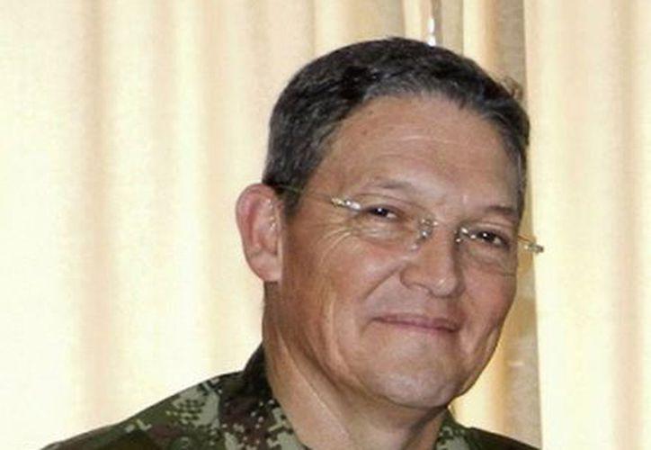 El general Rubén Darío Alzate fue interceptado el pasado lunes por elementos de las FARC. (timedot.com)