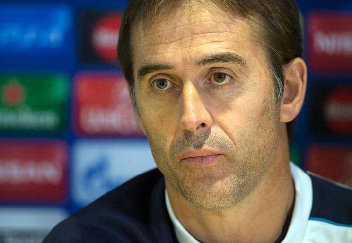 Julen Lopetegui es el nuevo seleccionador de España. Será presentado este mismo jueves. (Efe/Archivo)